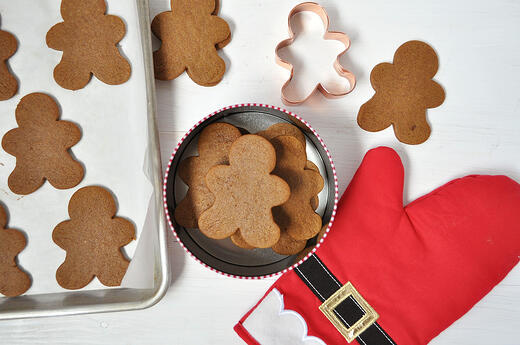 1 Old Fasioned Gingerbread Cookies_resized