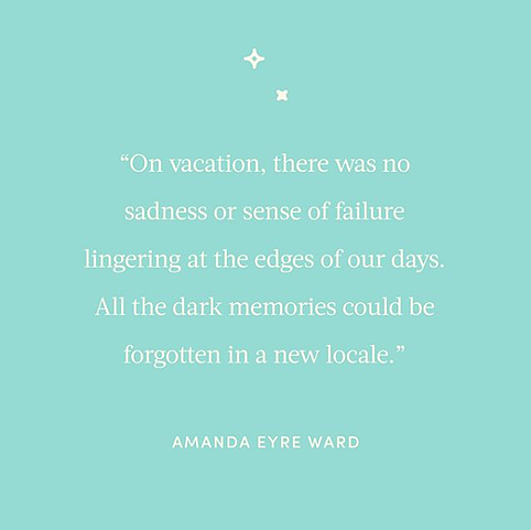 Amanda Eyre Ward Quote