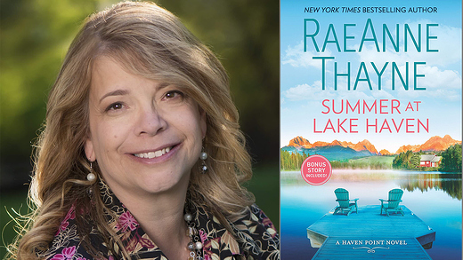 RaeAnne Thayne Summer at Haven Lake