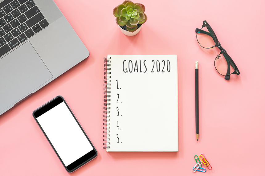 Goals Worksheet Featured Image