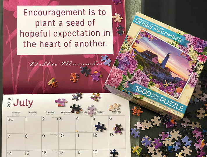 Puzzles and Calanders
