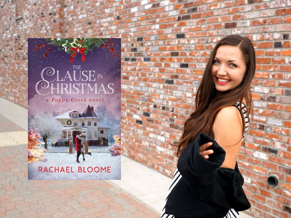 Rachael Bloome Blog Feature
