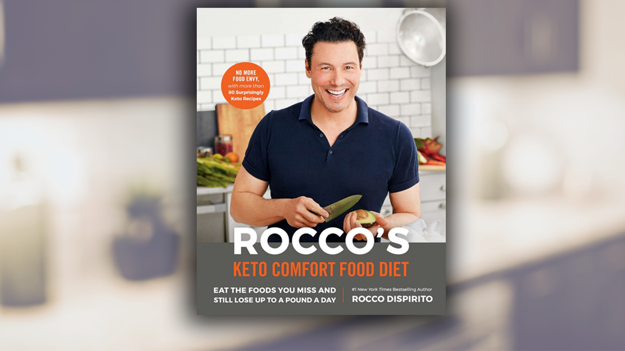 Rocco DiSpirto Keto Cookbook